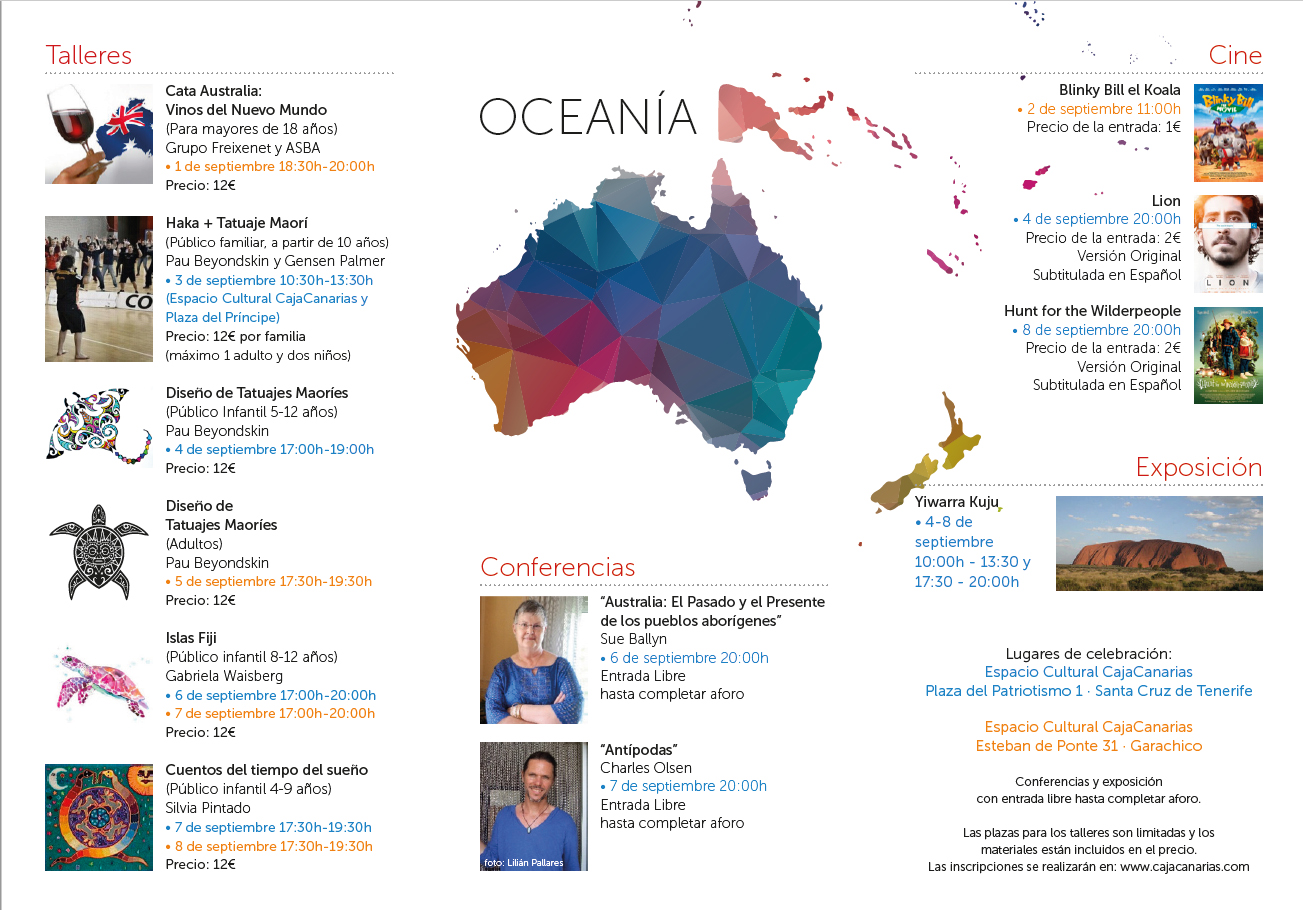 HEADER SEMANA CULTURAL OCEANIA CANARIAS